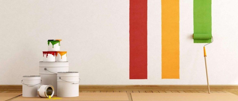 Как выбрать краску для стен