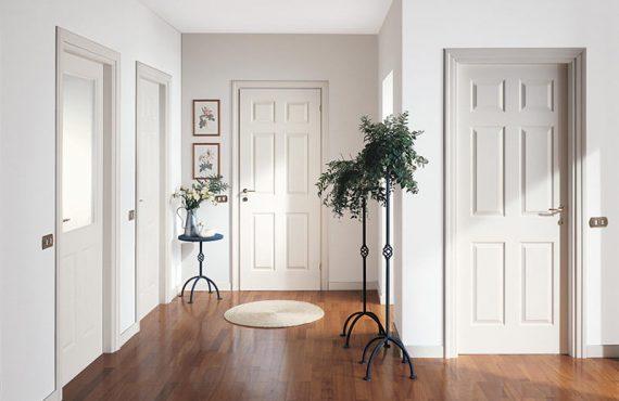 Установка и монтаж дверей