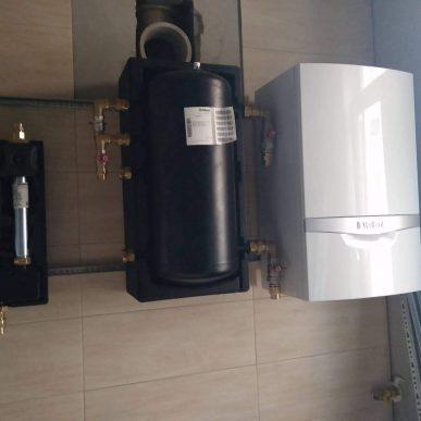 Монтаж теплої підлоги 1