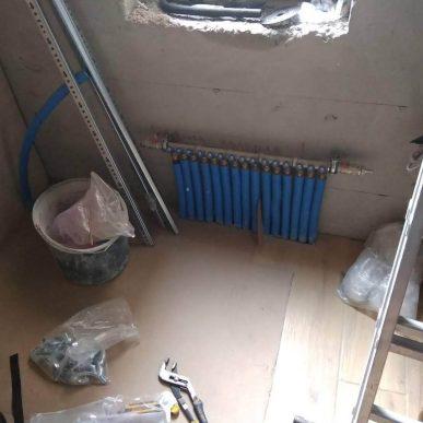 Монтаж теплої підлоги 2