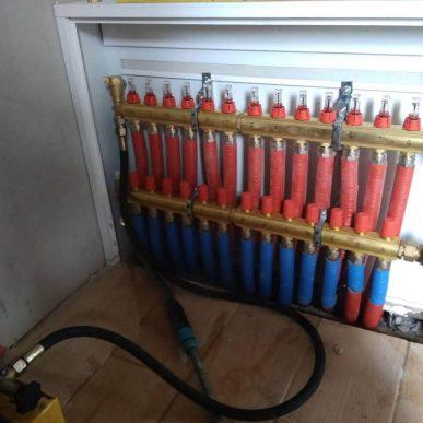 Монтаж теплої підлоги 4