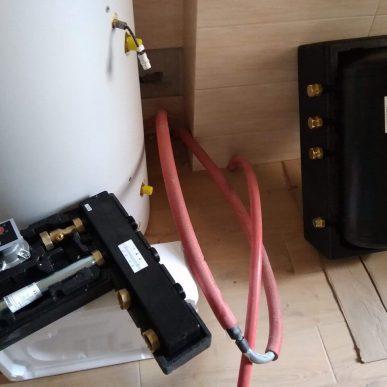 Монтаж теплої підлоги 6