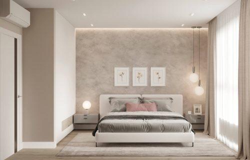 Интерьер спальни заказать